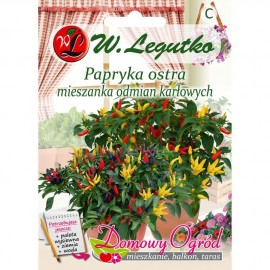 LG Papryka ostra karłowa mix 0,5g DO