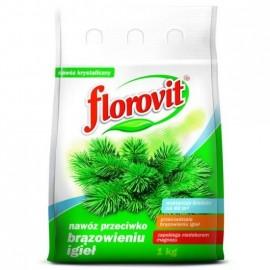 Florovit nawóz przeciw brązowieniu iglaków 1kg
