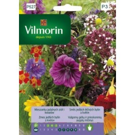 VIL Mix jadalnych ziół i kwiatów 3g