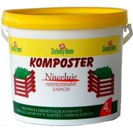ZielonyDom Komposter 4kg