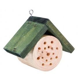 Domek dla pszczół okrągły zielony