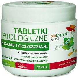 Tabletki biologiczne 12szt