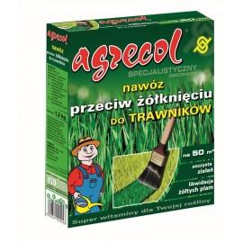 Agrecol nawóz przeciw żółknięciu traw 1.2kg