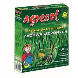 Agrecol nawóz do trawników na chwasty 1.2kg