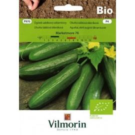 Vilmorin BIO Ogórek szklarniowy Marketmore 76 4g