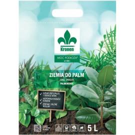 Ziemia do palm i zielonych 5l Kronen