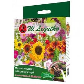 LG Mata mix wysokich roślin jednorocznych 20x300cm