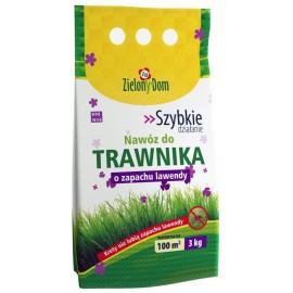 ZD nawóz do trawy zapach lawendy 3kg