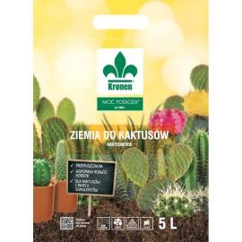 Ziemia do kaktusów 5l Kronen