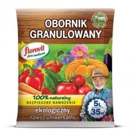 Florovit Obornik owczy granulat 5l ProNatura