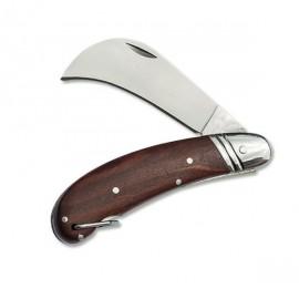 Nóż sierpowy składany BRADAS