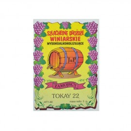 Drożdże winiarskie Tokay22
