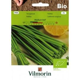 Vilmorin BIO Szczypiorek Medium leaf 1g