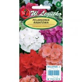 LG Pelargonia rabatowa mix 0.05g