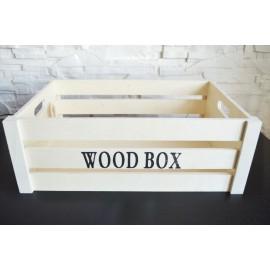 Skrzynka Wood Box 43x28x15cm