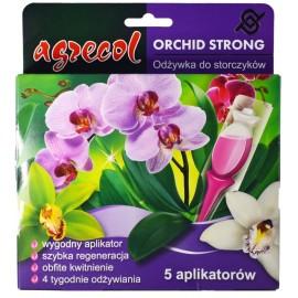 Agrecol Orchid Strong odżywka w aplikatorach 5szt