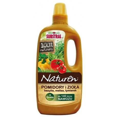 SUBSTRAL Naturen nawóz Pomidory i Zioła 1l