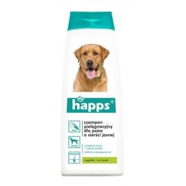 Happs szampon dla psów o sierści jasnej