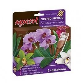 Agrecol Orchid Strong Regenerum odżywka w aplikatorach 5szt