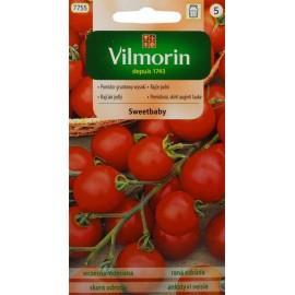 Vilmorin Pomidor cherry Sweetbaby 0,2g