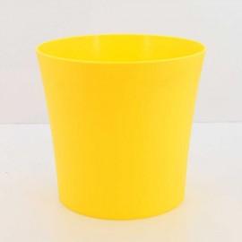 Doniczka Fiołek 386 żółta