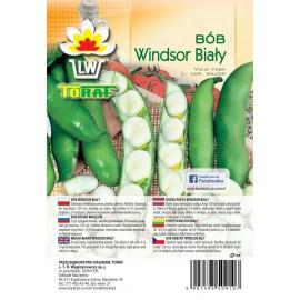 TORAF Bób Windsor Biały 500g Duża paczka