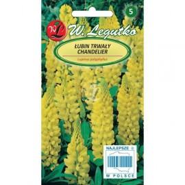 LG Łubin Chandelier żółty 2g