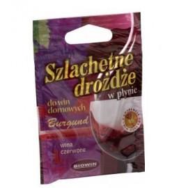 Drożdże winiarskie w płynie Burgund