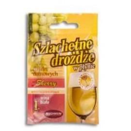 Drożdże winiarskie w płynie Sherry