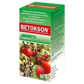 Betokson 50ml poprawia zawiązywanie owoców