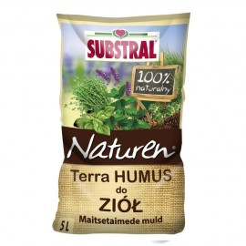 Substral Naturen Terra Humus do ziół 5l