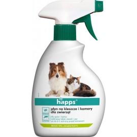 Happs Płyn na kleszcze i komary dla zwierząt 200ml