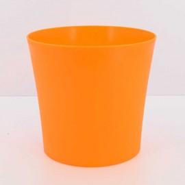 Doniczka Fiołek 389 pomarańczowa