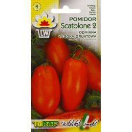 TORAF Pomidor wysoki Scatolone 2 0,5g