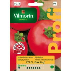 Vilmorin Pomidor szklarniowy Pink King F1 15z