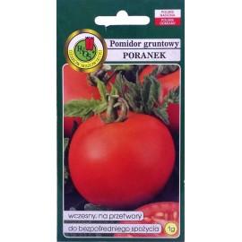 PNOS Pomidor gruntowy Poranek 1g
