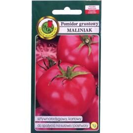 PNOS Pomidor gruntowy Maliniak 1g