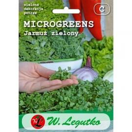 LG Microgreens Jarmuż zielony 3g