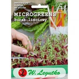 LG Microgreens Burak liściowy 10g
