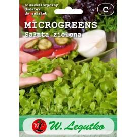 LG Microgreens Sałata zielona 1,5g