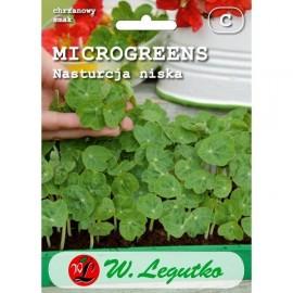 LG Microgreens Nasturcja niska 20g