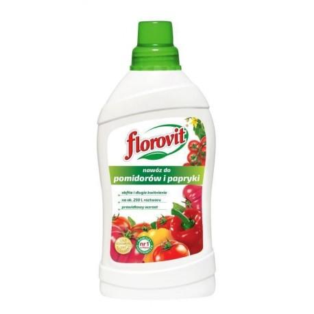FLOROVIT Nawóz do pomidorów i papryki 1l