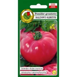 PNOS Pomidor gruntowy Malinowy Olbrzym 1g