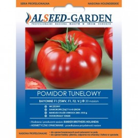 ALSEED Pomidor szklarniowy Bayonne F1 20szt nasiona holenderskie