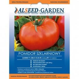 ALSEED Pomidor szklarniowy Lianne F1 15szt nasiona holenderskie