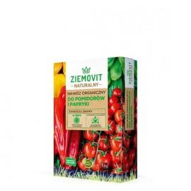 Nawóz organiczny do pomidorów i papryki 1kg Ziemovit
