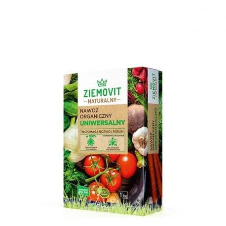 Nawóz organiczny uniwersalny 1kg Ziemovit