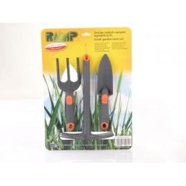 Zestaw 3 małych narzędzi ogrodniczych Ramp RN3530