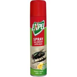 Expel spray na owady latające cytrynowy 300ml