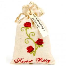 Woreczek zapachowy z różą Dary Natury
